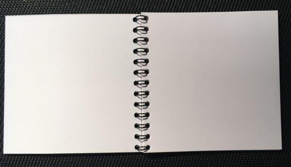Les pages intérieures